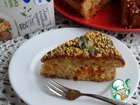 Пирог с пшеном, творогом и курагой ингредиенты