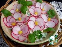 "Салат ""Цветы бегонии"" ингредиенты"
