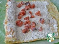 Рисовые рулетики с пикантной начинкой ингредиенты