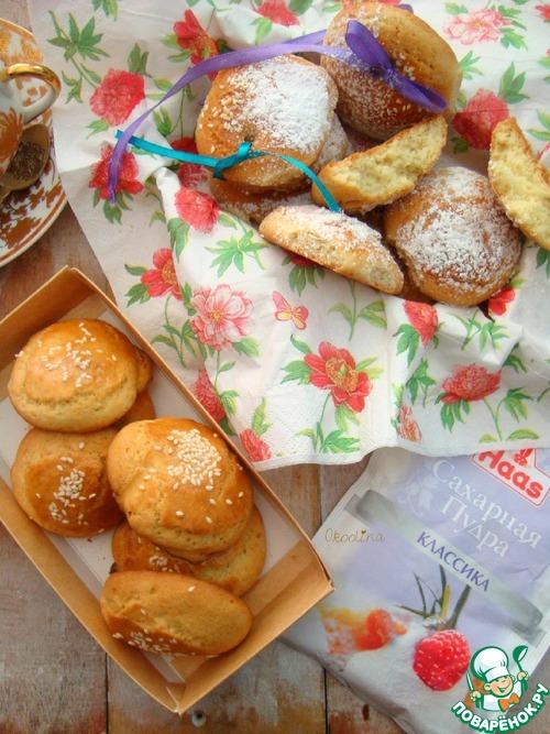 Песочное печенье в мультиварке рецепт