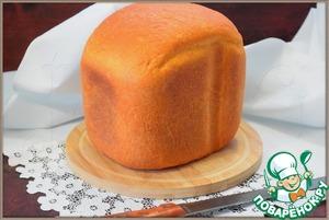 Пшеничный хлеб с паприкой