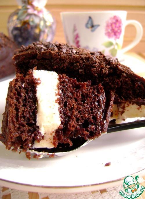 торт прага рецепт с фото поваренок