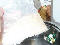 Пикантные блинчики с курицей и пшеном ингредиенты
