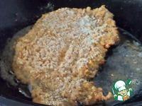 Отбивные в хрустящей корочке с рисом ингредиенты