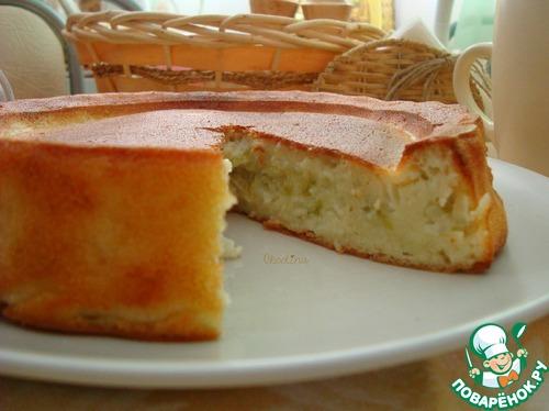 пирог с капустой пекинской