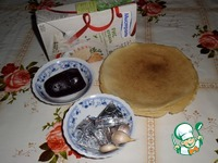 Блины со свекольно-рисовой начинкой ингредиенты