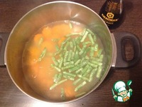 Легкий куриный суп ингредиенты