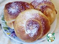 Испанские булочки с заварным кремом ингредиенты