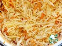 Капуста маринованная с горчицей ингредиенты
