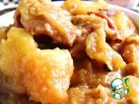 Картошка с мясом, тушеная по-китайски ингредиенты
