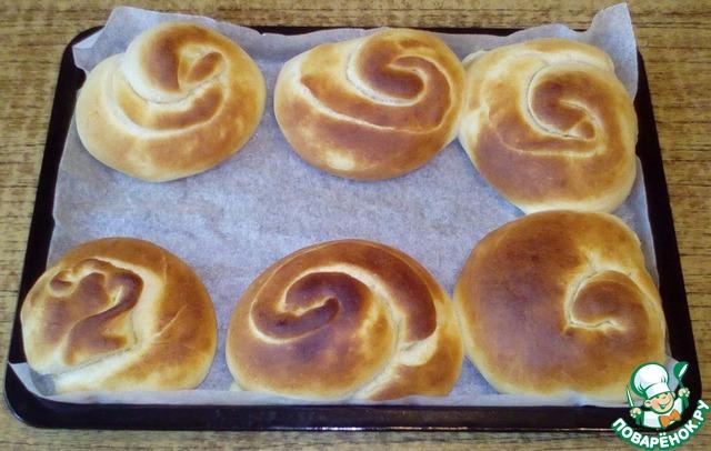 Рецепт заварного крема для испанских булочек пошагово с