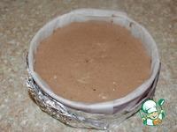 Шоколадный японский чизкейк ингредиенты