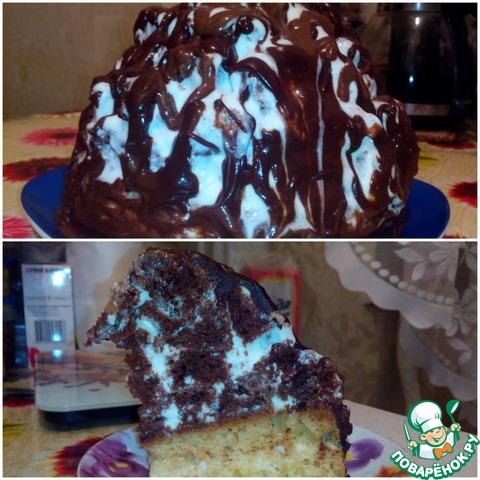 Рецепт торта кудрявый панчо 35