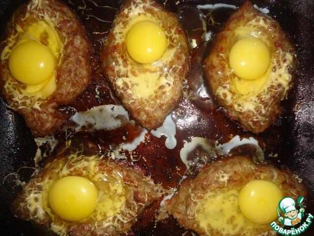 Мясо в яйце рецепты с фото
