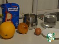 Хрустящие рисовые шарики с хурмой ингредиенты
