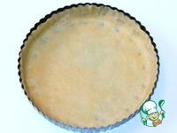 Пирог песочный с творогом и рисом ингредиенты