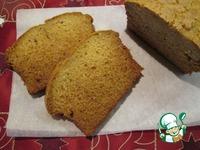 Сливочный кекс с медом ингредиенты