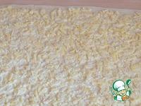 Слойки с творожно-рисовой начинкой ингредиенты
