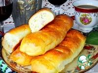 Пирожки с ветчиной и рисом ингредиенты