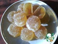 Желейные конфеты, которые не нужно выковыривать из формы ингредиенты