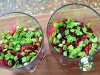 Веррины из скумбрии со свеклой ингредиенты