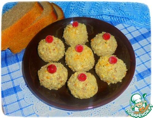 Рецепт печеночных шариков 54