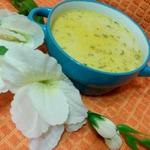 Суп с куриными желудками и овсянкой