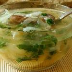 """Калмыцкий суп """"Махан"""""""