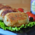 Картофельные зразы по-японски