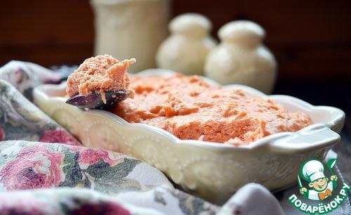 рецепт суфле из сои