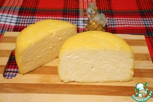 Рецепт сыра с дырочками в домашних условиях