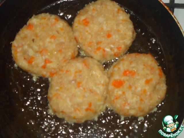 диетические печеночные котлеты в духовке рецепт с фото