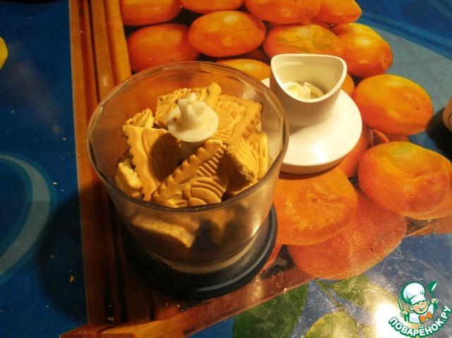 Творожный десерт без выпечки с фото