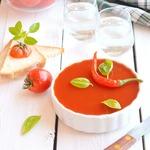 Печеночный паштет с томатным желе
