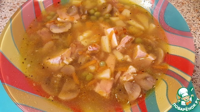 Супы из свинины рецепт с фото в домашних условиях 894