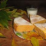 Шелковый тыквенный пирог