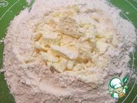 Песочное печенье с творогом ингредиенты