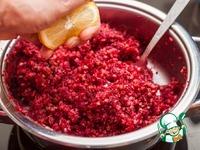 Красная гречка ингредиенты