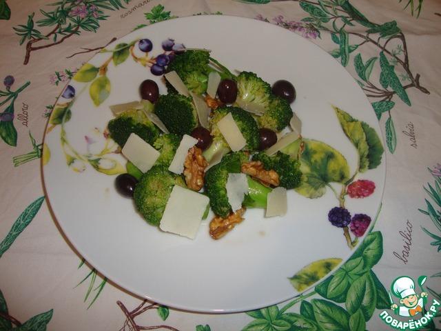 Салат из оливок рецепт фото