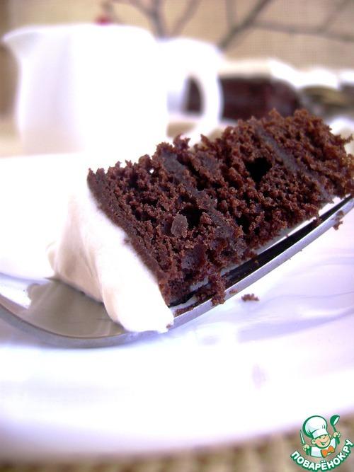 "Торт ""Сибирский амаретто"""