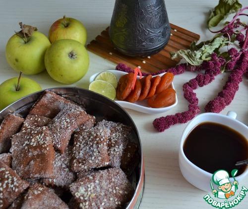 Салат с фуагра рецепт