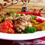 Курица для лентяек «Праздничная сиеста»
