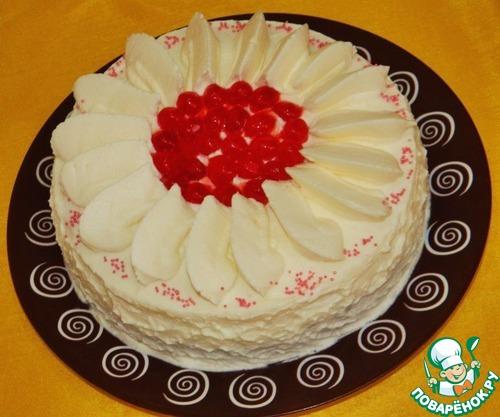 Простые торты с фото пошаговой