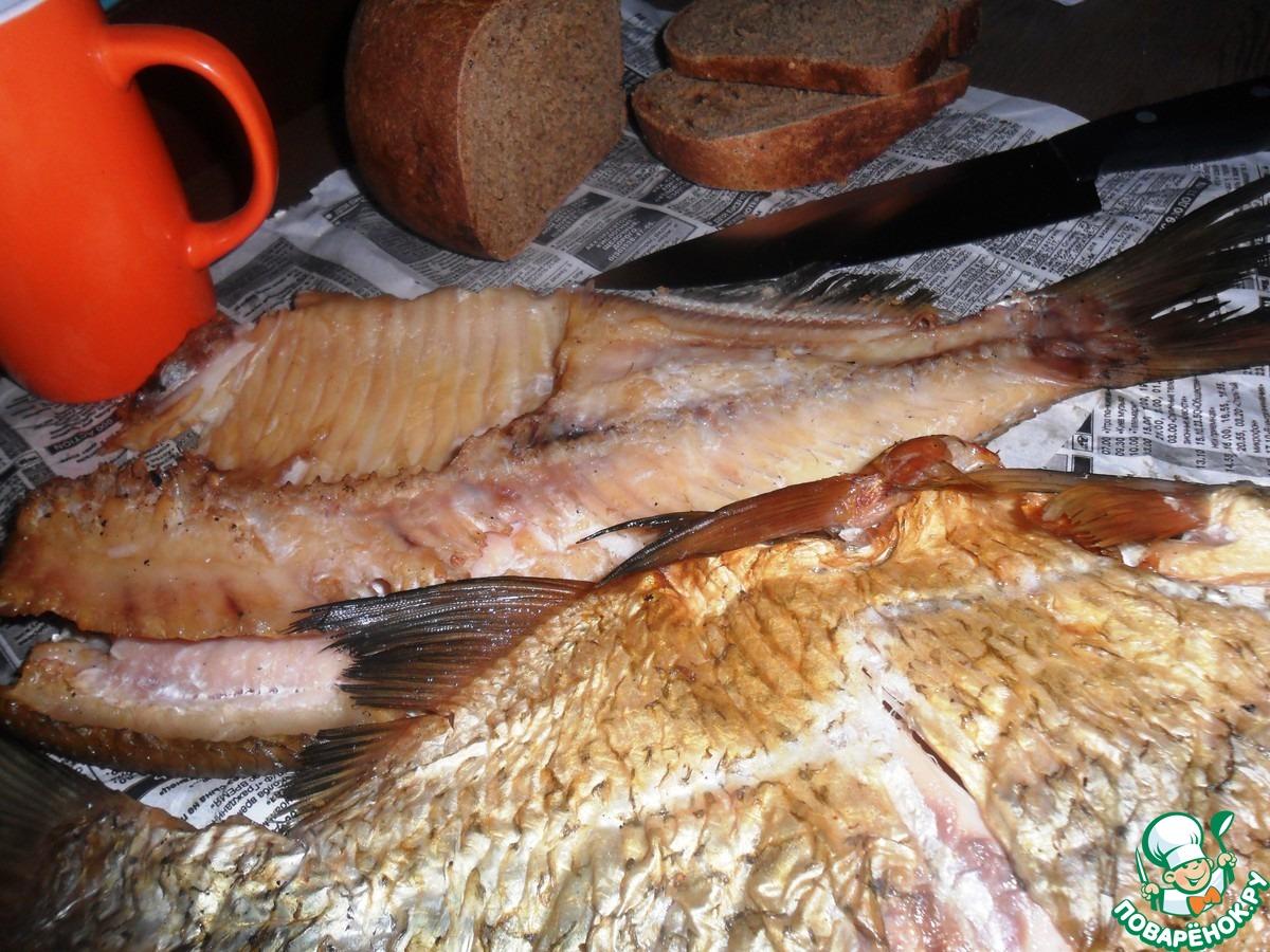 Рыба в коптильне рецепт
