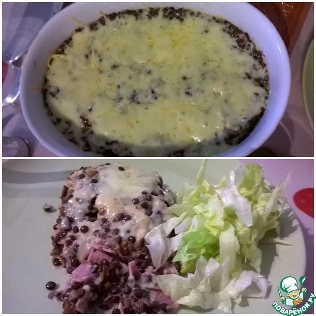 рецепт супа с грибами и ветчиной
