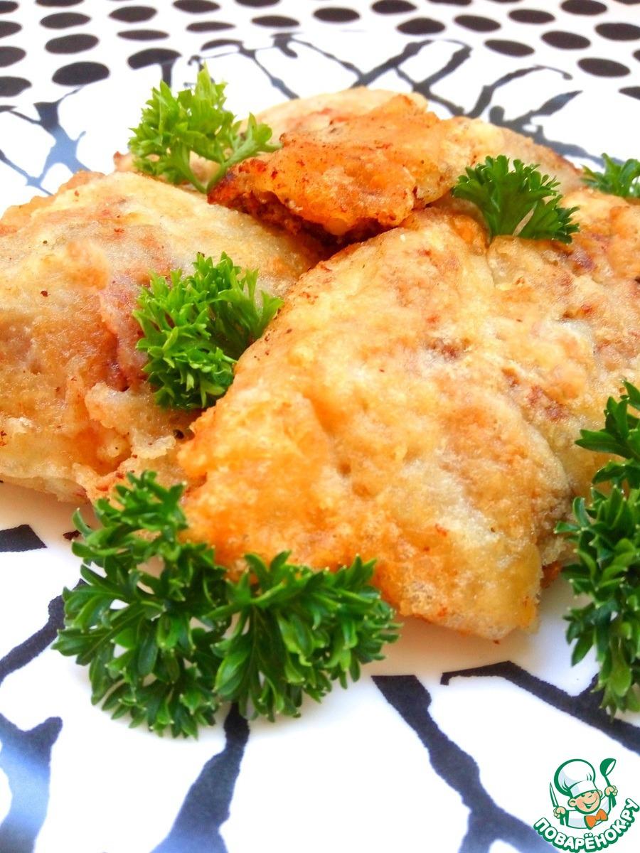 Куриная печень в кляре рецепт пошагово