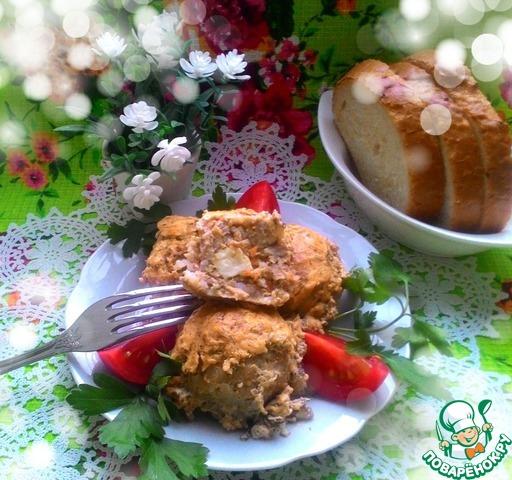 Ежики рецепт с фото пошагово на сковороде