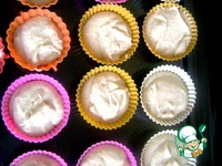 Манные кексы с изюмом ингредиенты