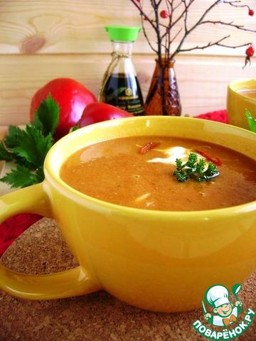 Суп с имбирем для похудения
