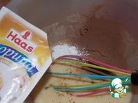 Бразильский кекс с фундуком и корицей ингредиенты